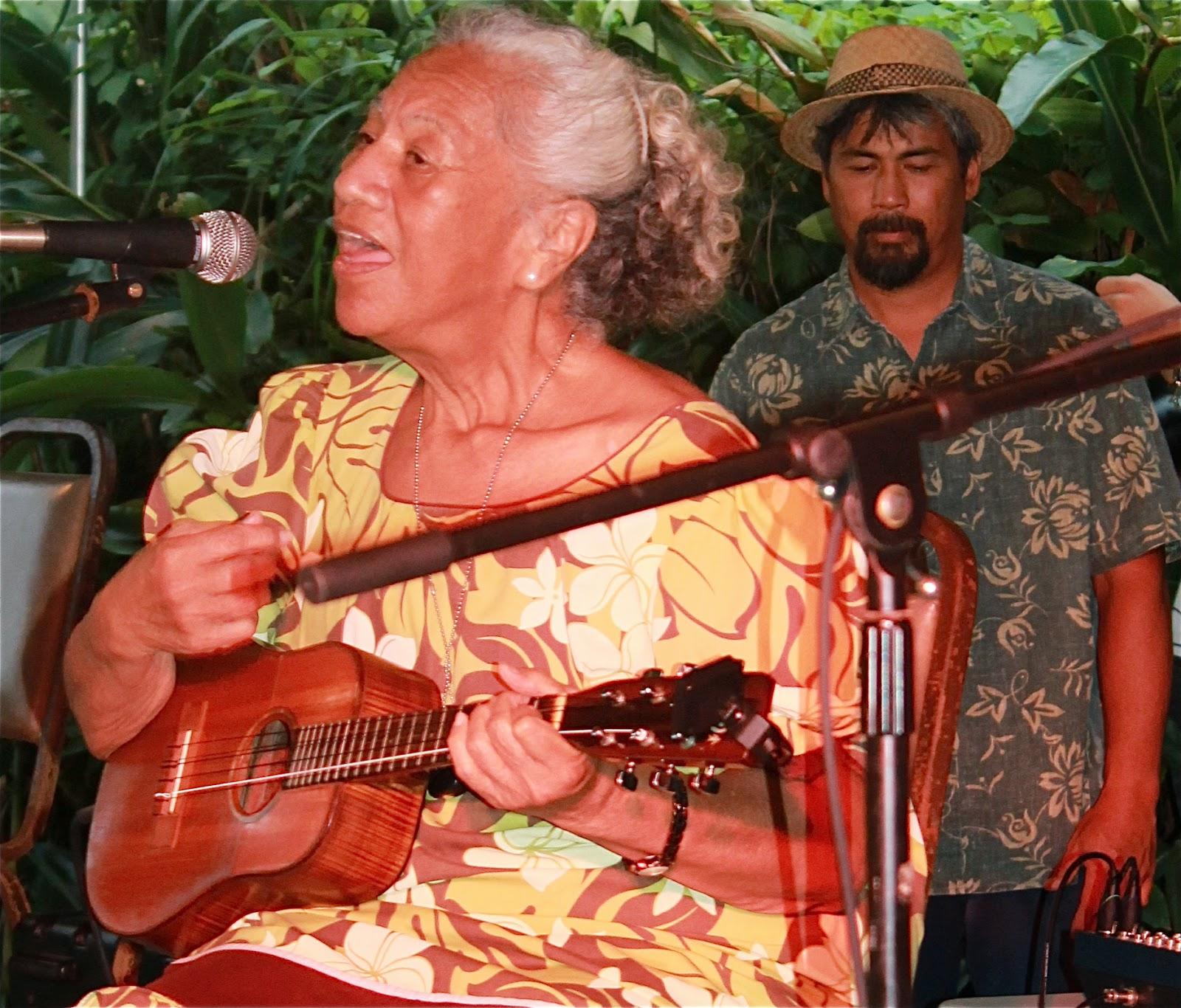 Executive Privilege Senator: The Ka`u Calendar News Briefs, Hawai`i Island