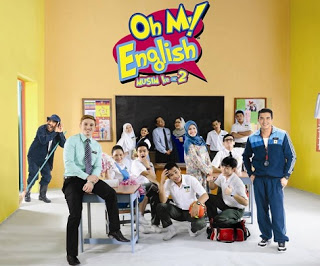 Tonton Oh My English Musim 2 Full Episod