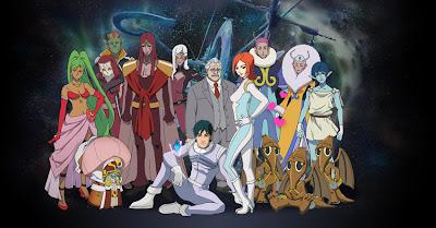 Time Jam: Valerian et Laureline Characters (2007)
