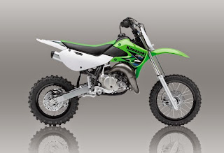 Spesifikasi dan Harga Motor Kawasaki KX 65