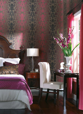 candice olson bedroom wallpaper collection 2014