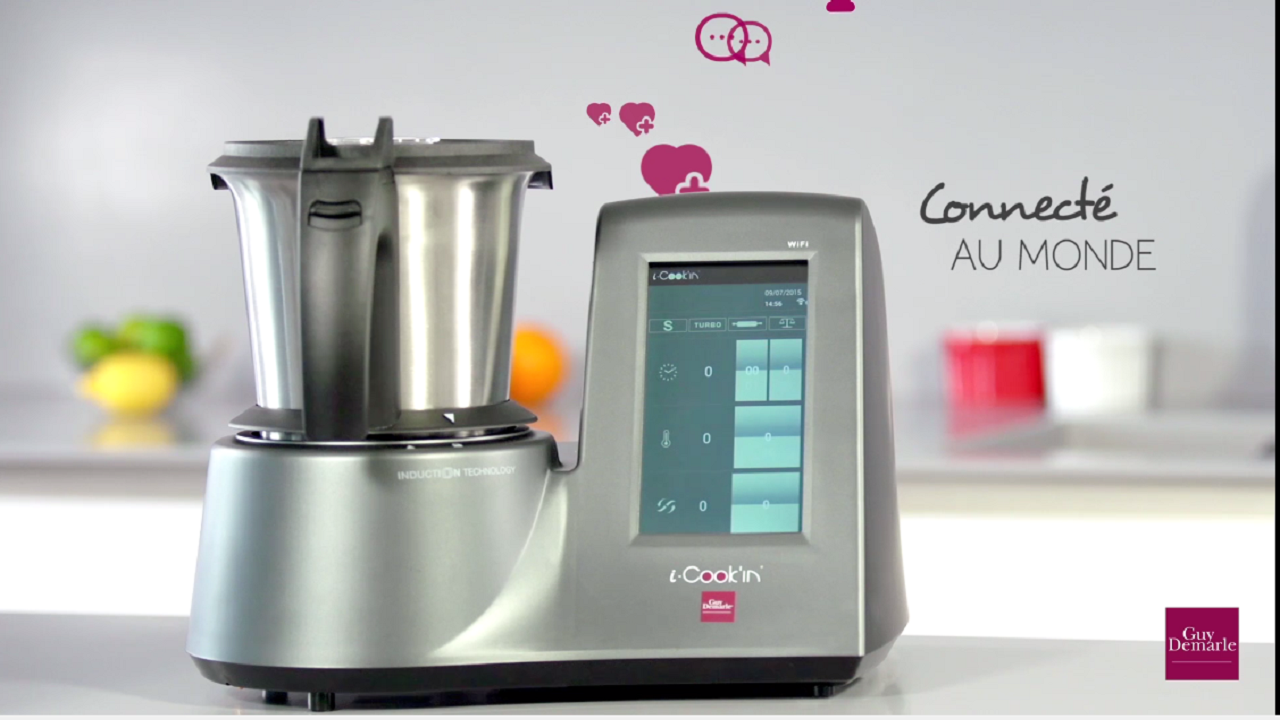 Le Must : notre I-Cook'in !
