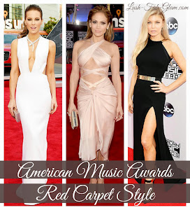 See the glamorous gowns & gorgeous dresses from the 2014 American Music Awards.