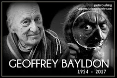 REMEMBERING ACTOR GEOFFREY BAYLDON TODAY