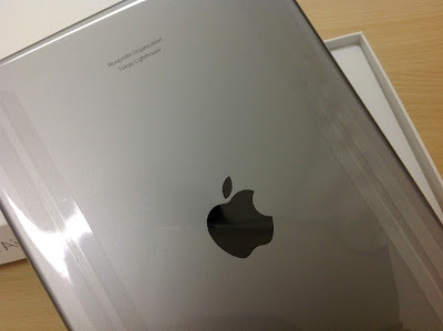 画像:iPad Air 2 背面