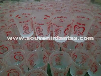 souvenir gelas jogja