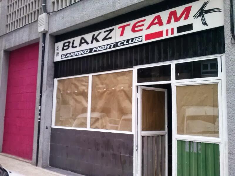 BLAKZ Sarriko Figth Club