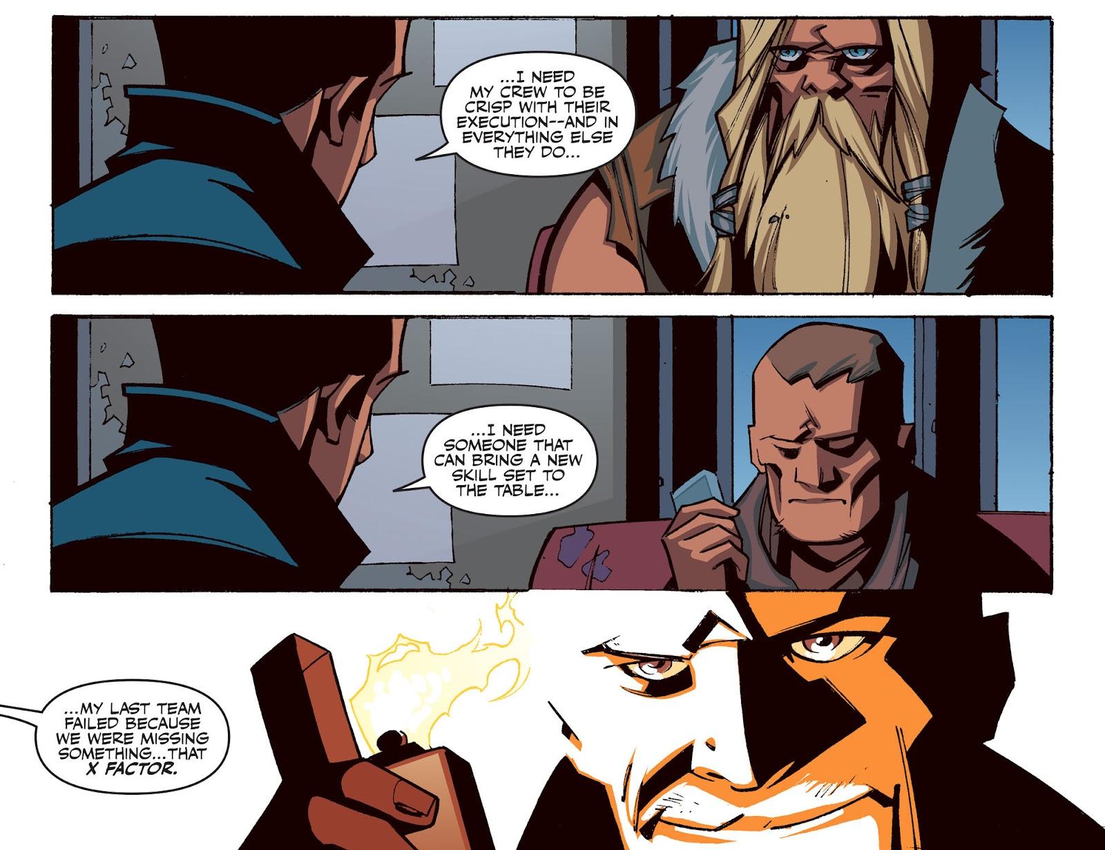 The Flash: Season Zero [I] Issue #21 #21 - English 12
