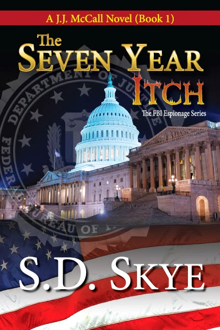 FBI Spy Thriller Series!