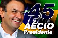 AÉCIO PRESIDENTE