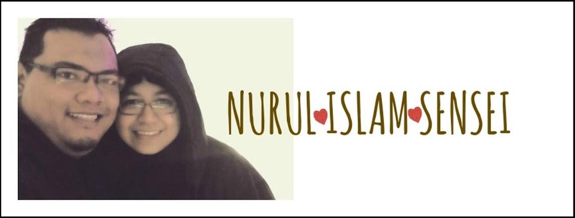 Nurul Islam Sensei