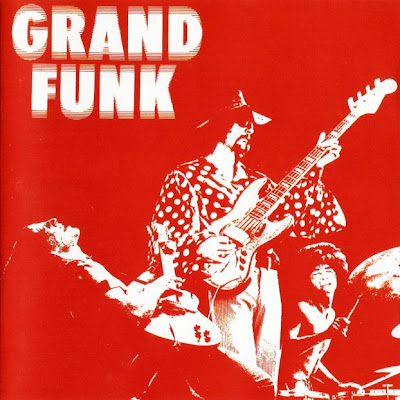 Grand Funk Railroad - Grand Funk 1969 (USA, Hard Blues Rock)