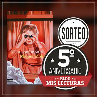 SORTEO 5º ANIVERSARIO