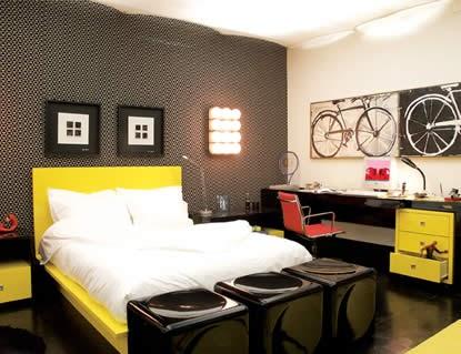 De que color pinto el cuarto decoracion for Decoracion dormitorios piso flotante