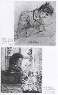 HERMANOS GRIMM. EN 2012 SE CUMPLEN DOSCIENTOS AÑOS DE SUS CUENTOS PARA LA INFANCIA Y EL HOGAR