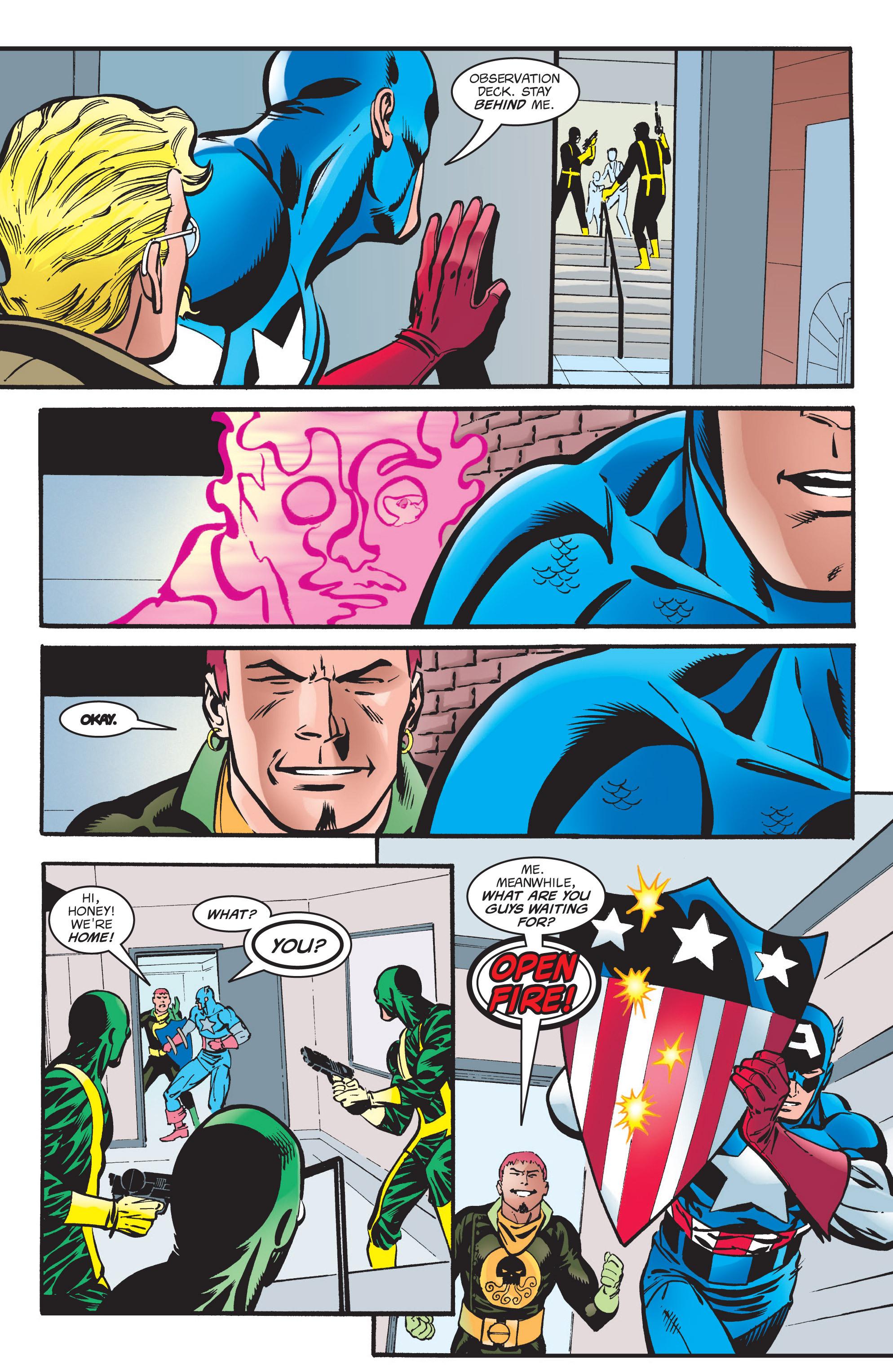 Captain America (1998) Issue #5 #8 - English 15