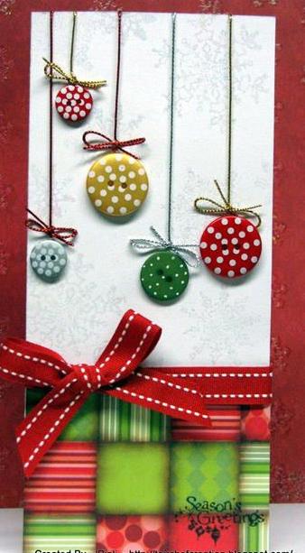 creative ideas christmas for cards