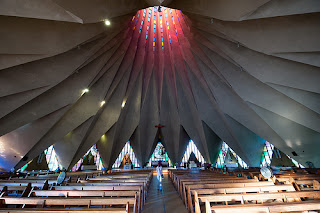 Polana Church, Maputo, Mozambique photo by Tomas Forgac