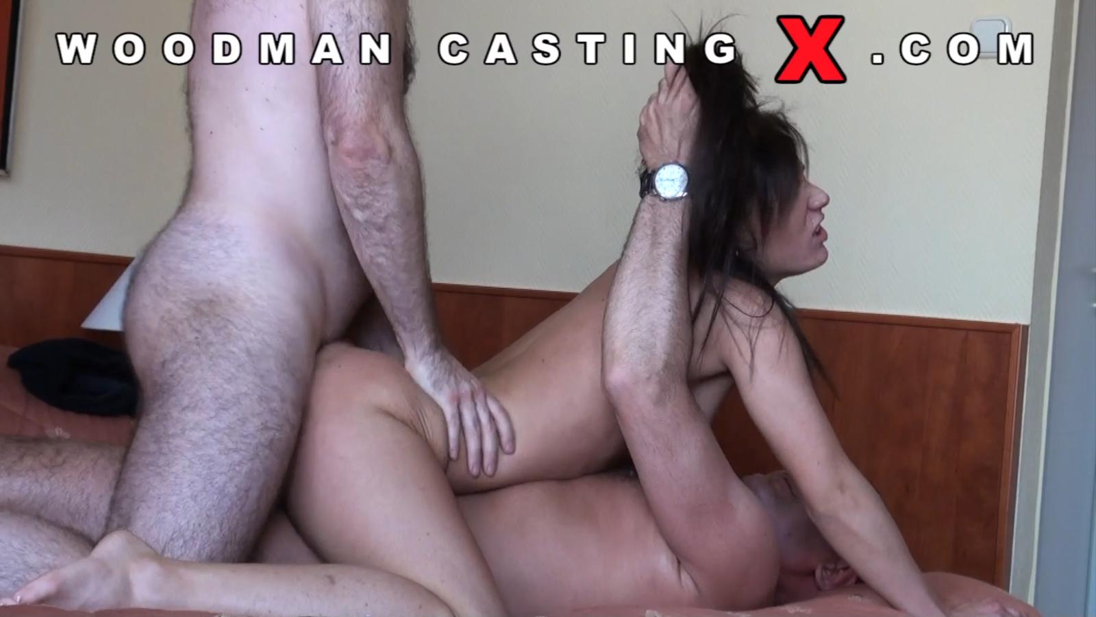 Порно видео все анальные кастинги с пьером вудманым фото 240-495