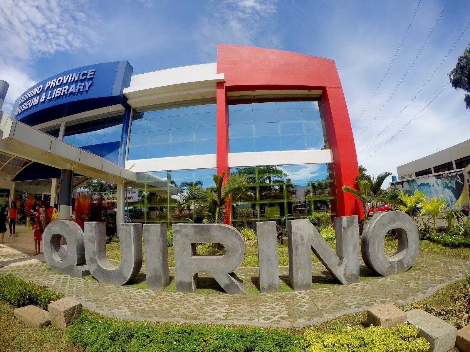 Quirino Province Museum & Library