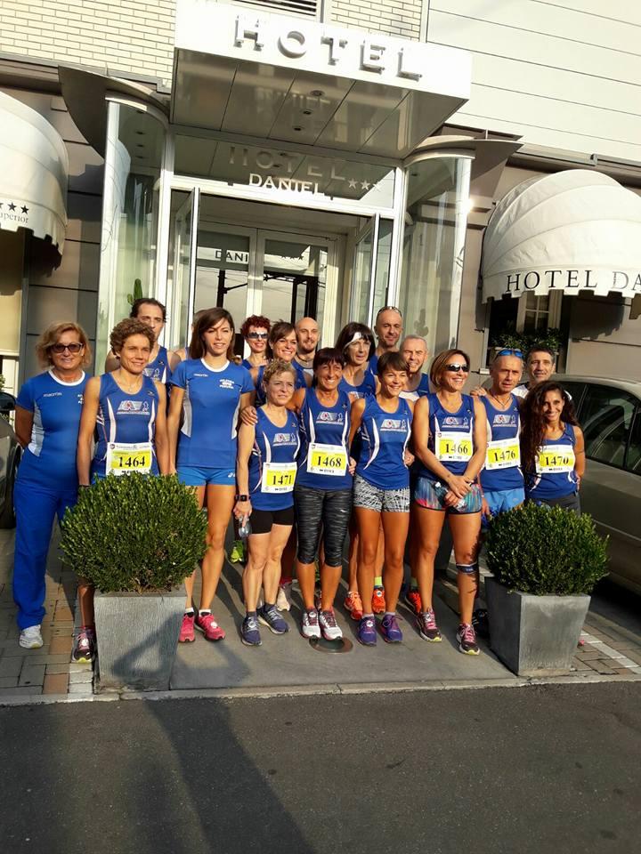 Campionato Italiano Master di mezza maratona 2016