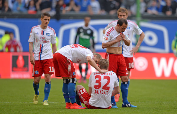 Embarrassing ! Hamburger SV vergeigt qualifying for Second Bundesliga again