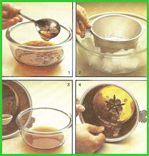 Como preparar aspic