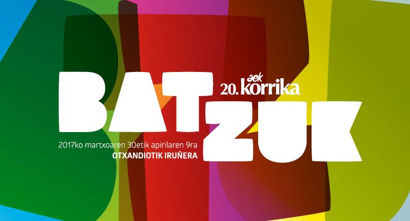 KORRIKA2017 BAT ZUK (BATZUK)