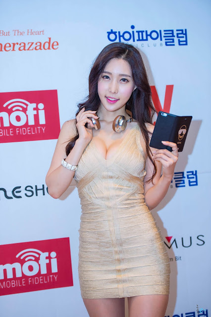 2 Im Min Young - MOFI SHOW 2015 - very cute asian girl-girlcute4u.blogspot.com