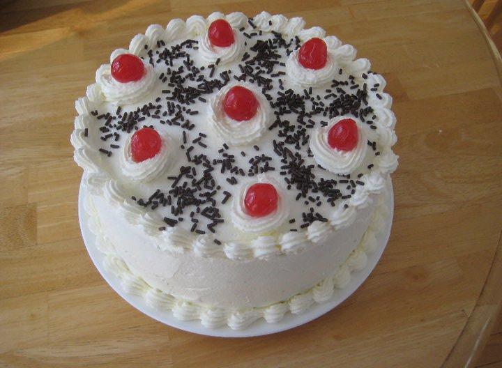 Gim's Delish Delights: Black Forest Cake