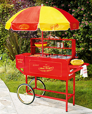 Hot Dog Trolley Hire