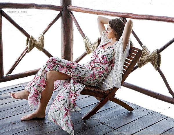 Vestidos de moda 2015. Victoria Jess primavera verano 2015.