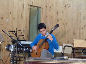 Cátedra de Guitarra- 2010