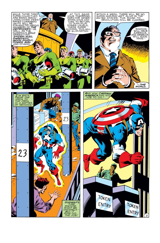 Captain America (1968) Issue #289 #205 - English 4