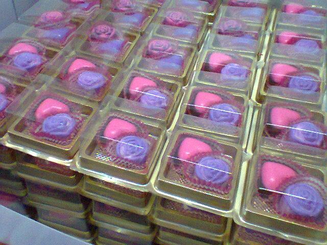 Manis choco door gift cukur jambul for Idea door gift cukur jambul