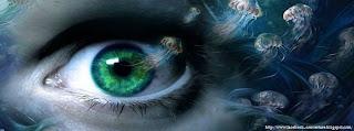 couverture pour Facebook Beaux yeux