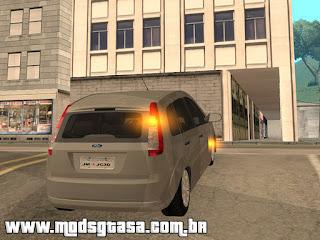 Mod Piscas e Alerta para grand theft auto