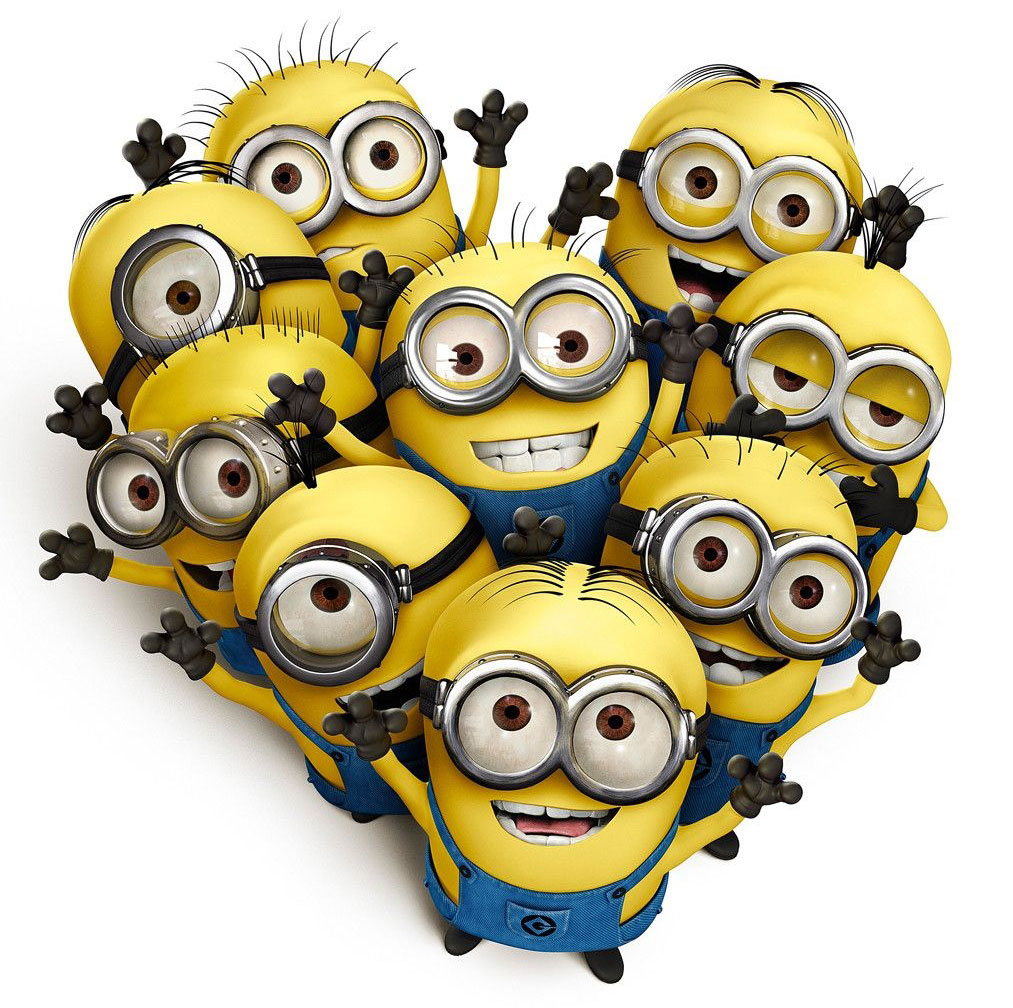 minion, comel, despicable me2, banana
