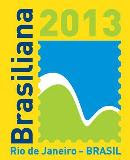 BRASILIANA 2013 Logo ( II )