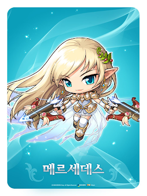 MapleStory Mercedes
