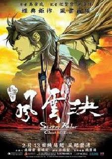 Phong Vân Quyết - Storm Rider: Clash Of Evil Thuyết Minh (2008)