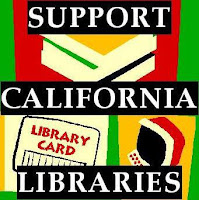 Graphic: Support California Libraries