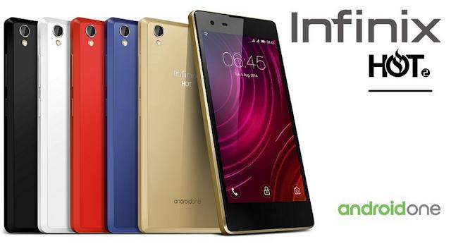 cara beli SmartPhone Low Price Terbaik Tahun Ini - Infinix Hot 2 Android One