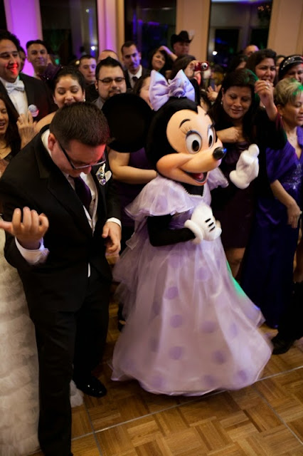 Disney Wedding Inspiration: Real Disney Weddings - Cynthia and Israel // Photo by White Rabbit Photo Boutique