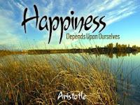 Darimana Kebahagian Itu Sebenarnya?