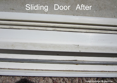 How to clean window track