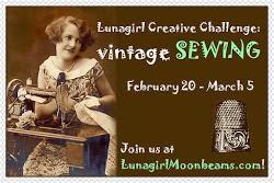 Lunagirl Creative Challenge