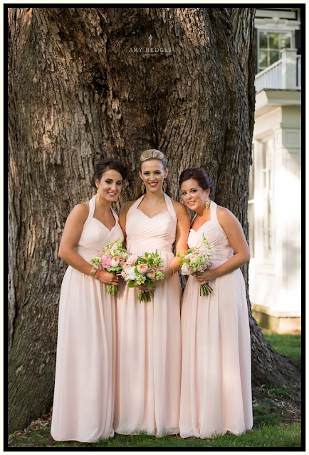 Bridesmaids Bouquet - River Stone Manor - Scotia NY - Schenectady - Wedding Flowers - Splendid Stems Floral Designs