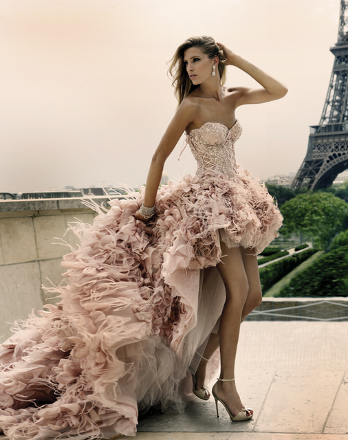 La vie en Rose for Zuhair Murad