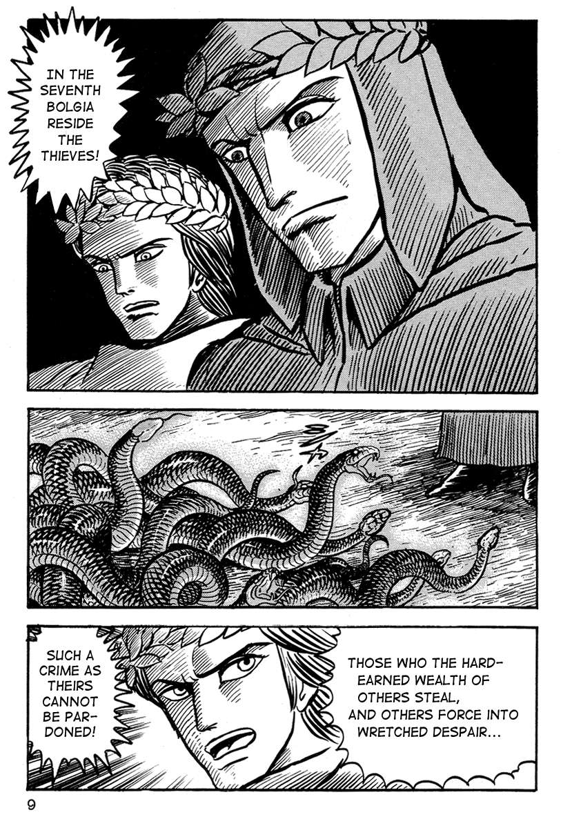dantes divine comedy Dante: the divine comedy a new complete downloadable english translation  with comprehensive index and notes.